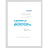 Human Dimensions Assessment of Top-Performing Personnel Within Sheet Metal and Air Conditioning Contractors