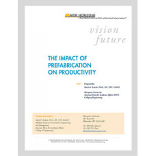 White Paper: The Impact of Prefabrication on Productivity