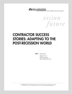 Contractor Success Stories