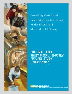 HVAC Futures Study Update 2016