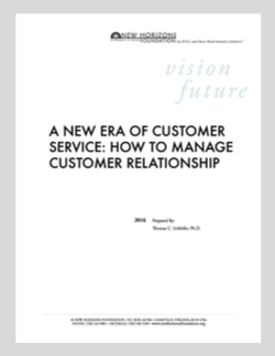 A New Era of Customer Service