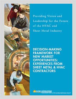 Cover Sheet - Decision-Making Framework for New Market Opportunities