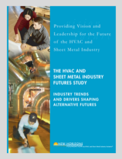 Cover Sheet - HVAC & Sheet Metal Industry Futures Study: Trends and Drivers